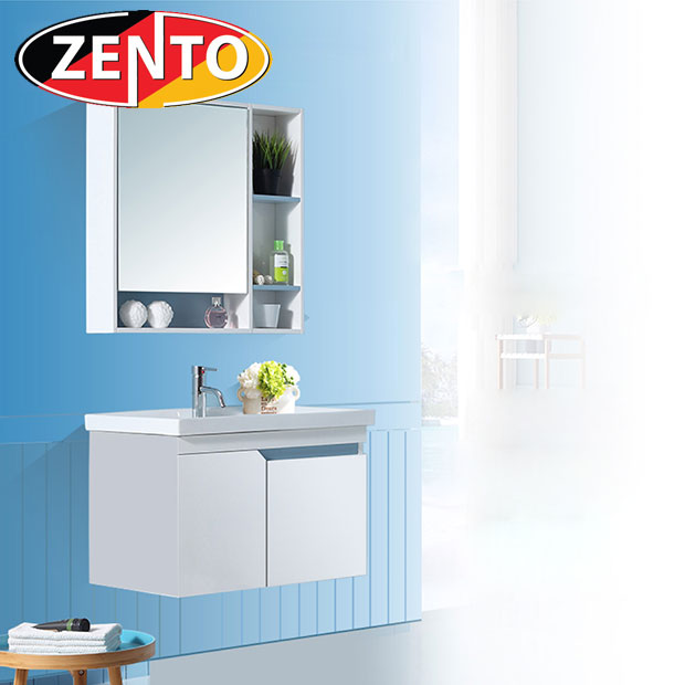 Bộ tủ, chậu, kệ gương Lavabo  ZT-LV992
